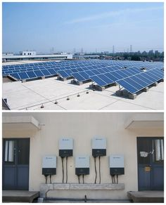 Location: China  Installed Capacity: 80KW Inverters: 5 * TRI017KTL  Monitoring System: Trannergy-Log