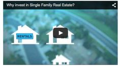 Diversify From the Market – Invest in Single Family Rentals with HomeUnion