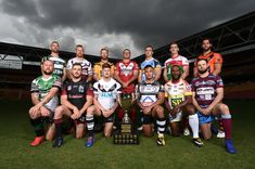 With being represented by 5 of the top teams we cannot wait until the season kicks off. Stay tuned to see individual posts with the individual jersey designs. 1 week and counting until the start of the 2019 Intrust Super Cup! Jersey Designs, Custom Sportswear, Team Wear, Rugby League, Emu, Stay Tuned, Design Your Own, Counting, Team Logo