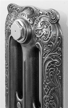 The Radiator Company Trieste 2 Column Cast Iron Radiator Painted Radiator, Cast Iron Radiators, Designer Radiator, Trieste, Towel Rail, French Antiques, Home Interior Design, Door Handles