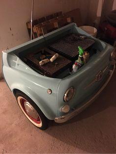Fiat 500 creation