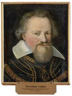 Pierre de Seyssel, 3e. Marquis de La Chambre (ob.1614).