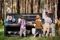 Let your kids cook up a storm in the Castle & Cubby mud kitchens and cubby houses Australia adores. Find colourful kids cubbies for hire & sale online here. Kids Cubby Houses, Kids Cubbies, Play Houses, Doll Houses, Mud Kitchen For Kids, Kitchen Ideas, Kids Play Spaces, Kids Outdoor Spaces, Backyard Playground
