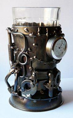 Паровой котёл v.2 (Steam boiler v. 2)
