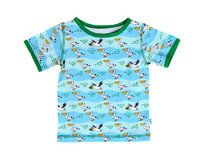 Snoozy SS T-Shirt Pelican
