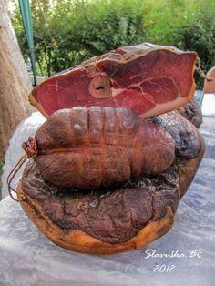 a ham made in Vojvodina