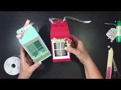 Stamping T! - Hearth & Home Gift Box - YouTube