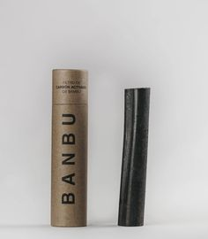 BANBU - Plastic Free Activated Charcoal Carbon Water Filter