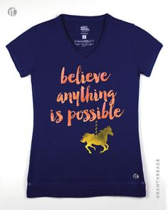 Believe Anything Is Possible V