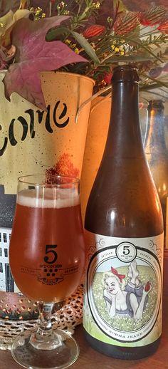 5 Stones Artisan Brewery: Norma Jeane