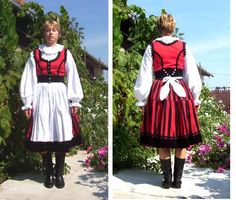 FolkCostume&Embroidery: Overview of the peoples and costumes of Transylvania Young Frankenstein, Folk Clothing, Ethnic Dress, Culture, People Of The World, Beautiful People, Harajuku, Embroidery, Traditional