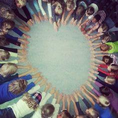 Een groep die naar elkaar toe groeit, elkaar respecteert en waar kinderen zichzelf kunnen zijn. Hoe mooi is dat!
