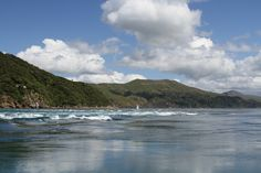 The French Pass from a boat French Pass, New Zealand, Boat, Tours, Island, Places, Water, Outdoor, Gripe Water