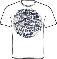 a new orisha t-shirt from www.orishaimage.com