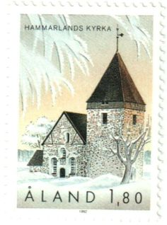 1992 Aland Islands Stamp