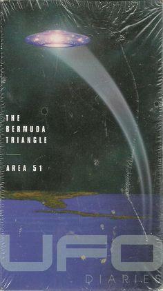 UFO Diaries NEW VHS