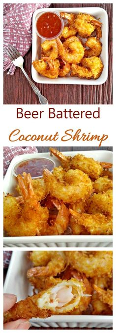 This beer battered coconut shrimp recipes gives you beautifully crisped shrimp with a delicate flavor. Simply the Best I have ever eaten!