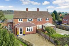 Semi-detached house for sale in Mant Close, Wickham, Newbury House Front, Front Porch, My House, Semi Detached, Detached House, Porch Extension, Hallway Flooring, Porch Doors, House Extensions