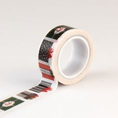 Carta Bella Paper Christmas Delivery Presents Decorative Tape Scrapbook Supplies, Scrapbooking Layouts, Tapas, Echo Park Paper, Christmas Delivery, Decorative Tape, Arts And Crafts Supplies, Papers Co, Christmas Presents