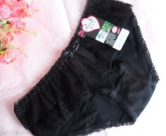 sexy lace cotton ladies cotton briefs panties underwear hot colours red white