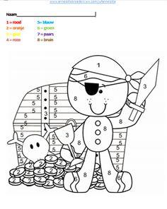 Juf Annelotte - Lesideeën voor kleuters | Thema piraten Pirate Boy, Pirate Theme, Summer Camps For Kids, Summer Kids, Peter Pan, Camping Activities, Treasure Island, Creative Kids, School Projects