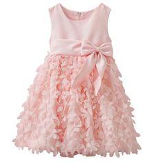 Princess Faith Petal Dress - Baby