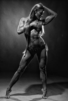 Zsuzsanna Toldi - Some guys don't like hard women. I like all types - hard, full, petite, whatever.