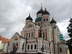 Aleksander Nevski Katedraal in Tallinn, Harju maakond