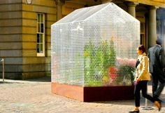 World's First LEGO Greenhouse Unveiled at the London Design Festival! | Inhabitat