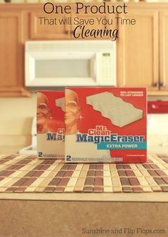 Still looking for that one product that will save you time cleaning? Mr. Clean Magic Eraser does it for me. Come find out how easy it is to use. -And while you're visiting, enter to win this awesome Mr. Clean basket filled with goodies. Giveaway is open to U.S. residents only. Ends on April 15th.  #MagicEraser [AD]
