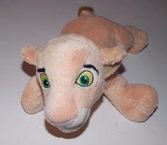 """Disneyland Disney World Lion King Nala Cub Plush Stuffed Animal 15"""" #DisneylandDisneyWorld"""