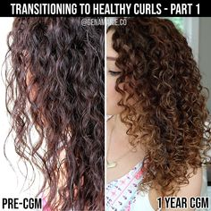 VIDEO: How to Get Volume, Prevent Flat Roots, & the Triangle Shape with Curly Hair - Gena Marie