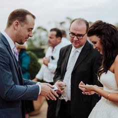 Magic at Lisa and Sean's Wedding! So beautiful! #magic #magician #wedding #weddinginspiration #weddingreception #reception #suit #suitup #dapper #aussiemagician #queensland #australia #cardporn #cardmagic #cards #bicycle #playingcards #flaxtongardens #weddingdress #white #country #laughter #comedy