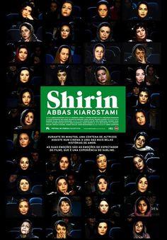 Abbas Kiarostami's Shirin (2008)