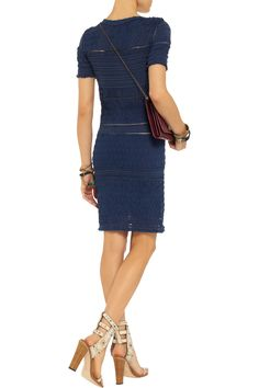 Isabel MarantDag silk-chiffon mini dressback
