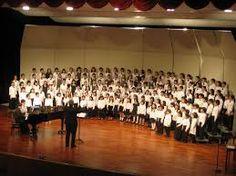 choir singing - Google Search