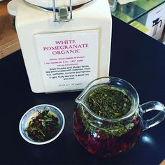 One of my new favorite #teas come to #teamarket and let us make you one!!!so good!
