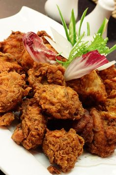 Spicy Fried Chicken with a Taste of the Caribbean | Southern Fried Chicken