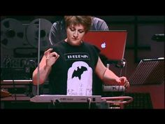 10piece Theremin Orchestra Concert taking place at LA's Disney Hall May 2007…