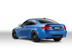 Особый 2013 BMW M3 Coupe Frozen Limited Edition