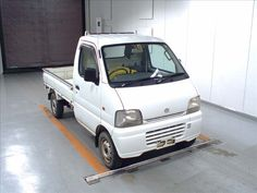SUZUKI CARRY TRUCK, Price $1686, Stock Number 90448, Chassis No. DB52T-109387, Availability Yes, Year of Manufacture 1999, Fuel Gasoline, Transmission F5, Colour white, Features ABS,PS,PW, Engine Capacity 660cc, Mileage 78000