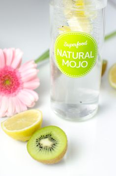 Infused water by @andysparkles. We love it!