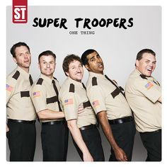 """The Cast Of """"Super Troopers"""" Recreates Iconic One Direction Moments"""