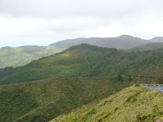 Miradouro da Ponta de Sossego, Nordeste, ilha de São Miguel, Açores.