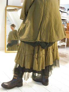Privatsachen Tuteezeit Skirt