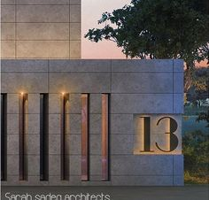 226 Best Boundary Wall Design Images Modern Homes Arquitetura
