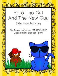 coyne 39 s crazy fun preschool classroom pete the cat activity for daycare pinterest pete