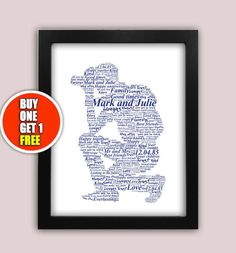 Photographer personalised art print  by pienosudesigns on Etsy