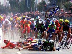 crash......