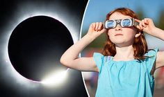 Can solar eclipse viewed directly using our eyes, No .... Check link 👇 for more details Solar Eclipse Viewing, Solar And Lunar Eclipse, Science Topics, Eyes, Link, Check, Cat Eyes